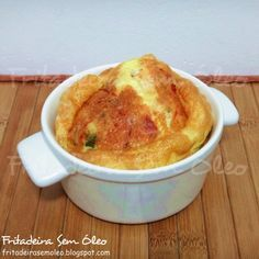 Omelete Fácil na AirFryer | Fritadeira sem Óleo - AirFryer