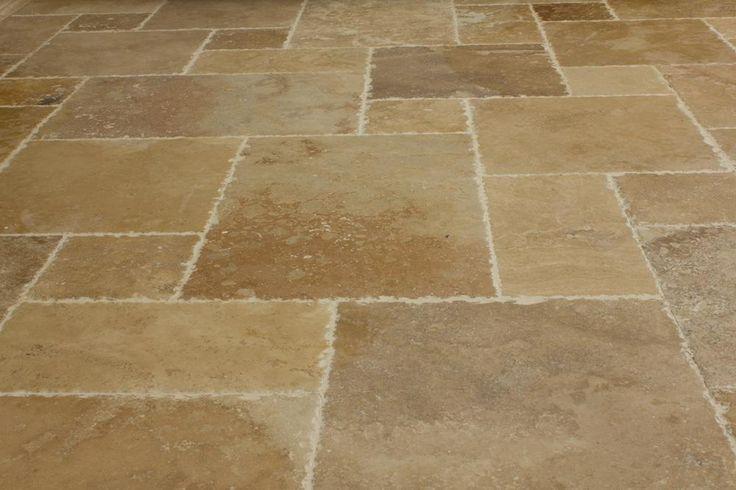 Travertine Tile Antique Pattern Sets Travertine Tile