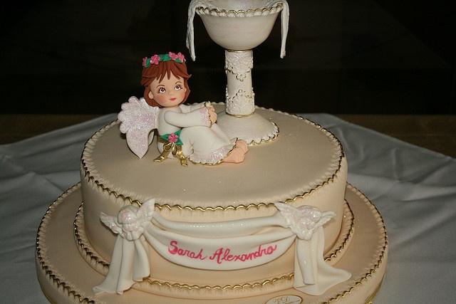 Cake Design By Edda Recipe : Bautizo de Angelito by CAKES Variedades Dalila, via Flickr ...