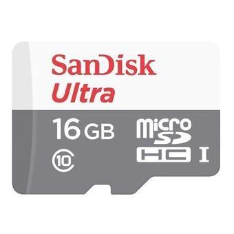 Belanja SanDisk Ultra 48MBps microSDHC Card - 16GB Indonesia Murah - Belanja Micro SD di Lazada. FREE ONGKIR & Bisa COD.