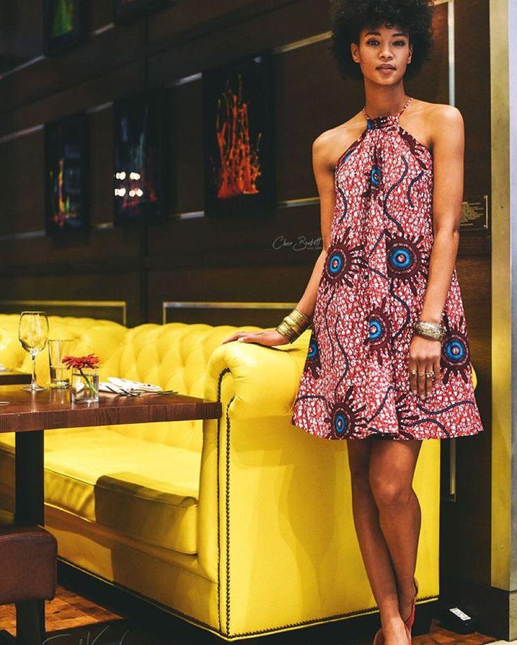 « The Nuru Dress •• www.chenburkett.com »