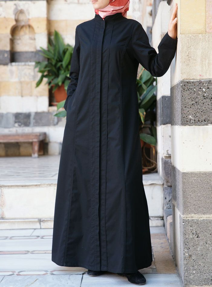Jilbab Sale! Get this streamlined look at shukrclothing.com
