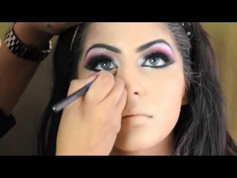 Aşama Aşama Arap Makyajı Nasıl Yapılır? - YouTube
