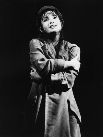 Lea Salonga as Eponine on Broadway