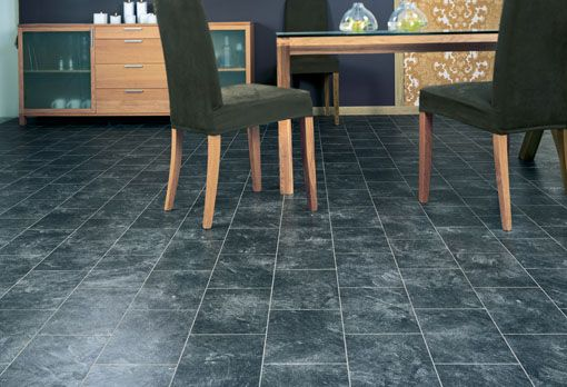 Stone Laminate flooring collection - We have combined simplicity, strength and comfort to create a floor that has made use of the greatest beauty nature can offer. - BerryAlloc