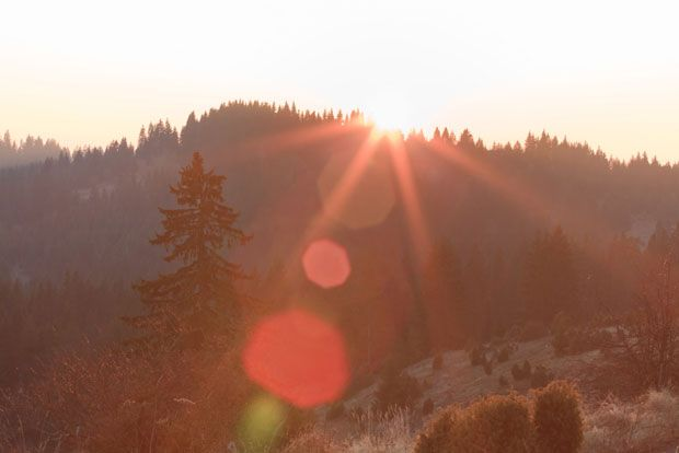 Lens Flares effect