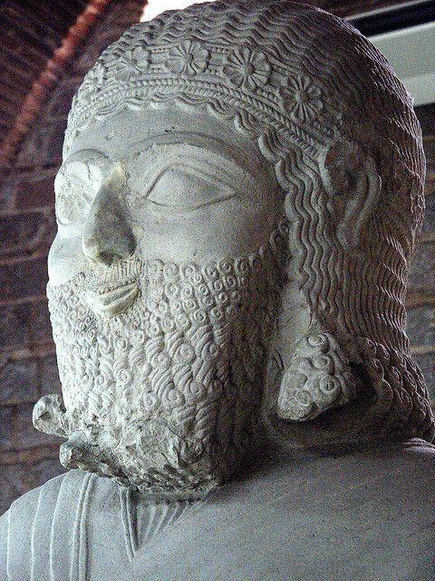 Hittites: King Tarhunza, detail