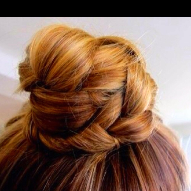 Wedding Hairstyle Knot Me Pretty: Braided Hairstyles, Hair Styles