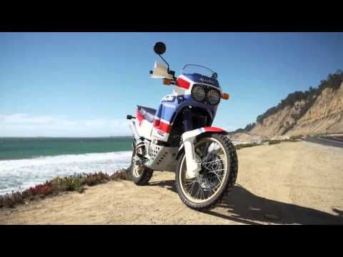 Honda Africa Twin 650/750/1000 Adventure Redefined
