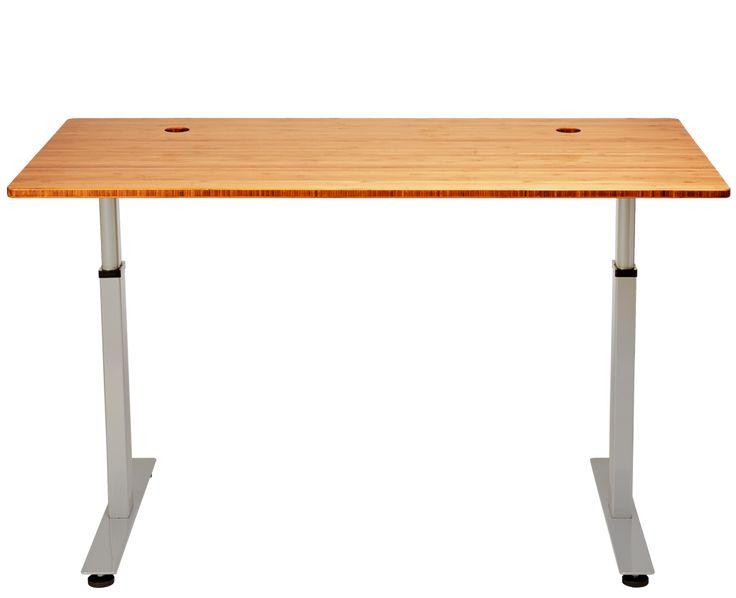 custom standing desk kidney shaped mid. simple desk setupstanding custom standing kidney shaped mid h
