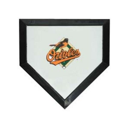 Baltimore Orioles Licensed Authentic Pro Home Plate from Schutt