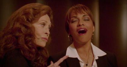 "Opera Fresh: Faye Dunaway and Danielle de Niese in ""Master Clas..."