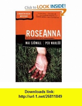 Roseanna A Martin Beck Police Mystery (1) (Vintage Crime/Black Lizard) (9780307390462) Maj Sjowall, Per Wahloo , ISBN-10: 0307390462  , ISBN-13: 978-0307390462 ,  , tutorials , pdf , ebook , torrent , downloads , rapidshare , filesonic , hotfile , megaupload , fileserve