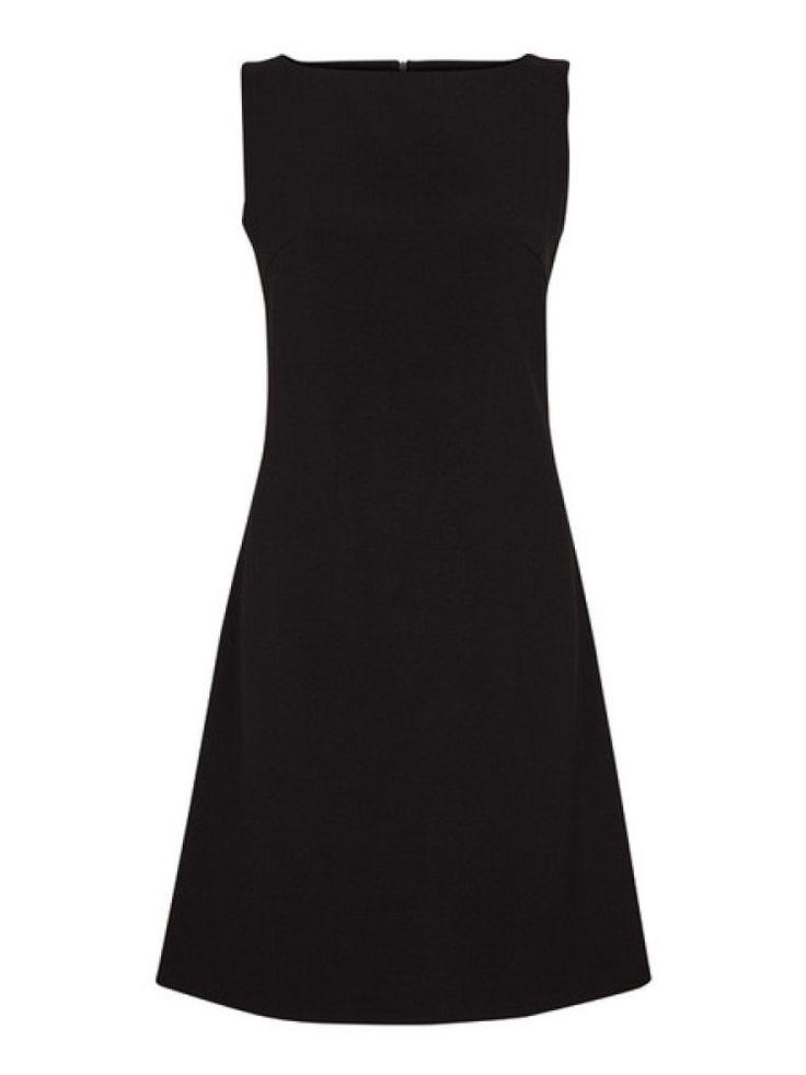 Black Dress Sleeveless by Elefteria #lbd #littleblackdress #lbdmoments #littleblackdressdk