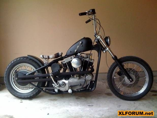 Ironhead Fixed Rear Wheel Paughco The Sportster And Buell Motorcycle