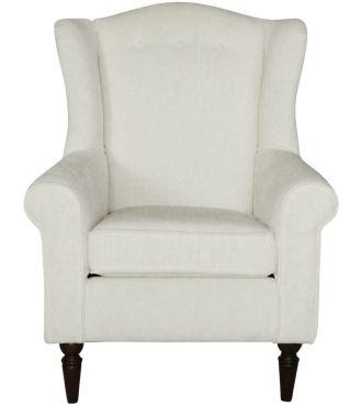 Finchley Chair - Fabric / Colour: Cordilia Off White - Chairs