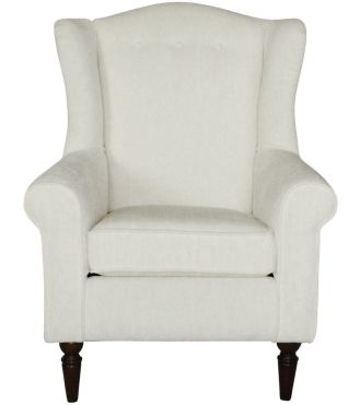 Finchley Chair - Fabric / Colour: Cordilia Off White - Chairs