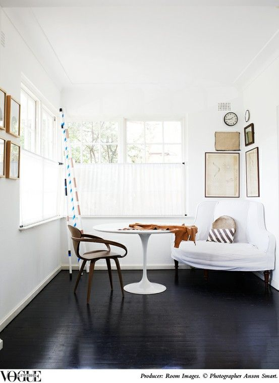 ZE Interior Designs: Home of Stylist Megan Morton in Vogue Living
