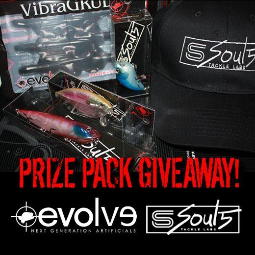 Evolve Prize Pack Giveaway!