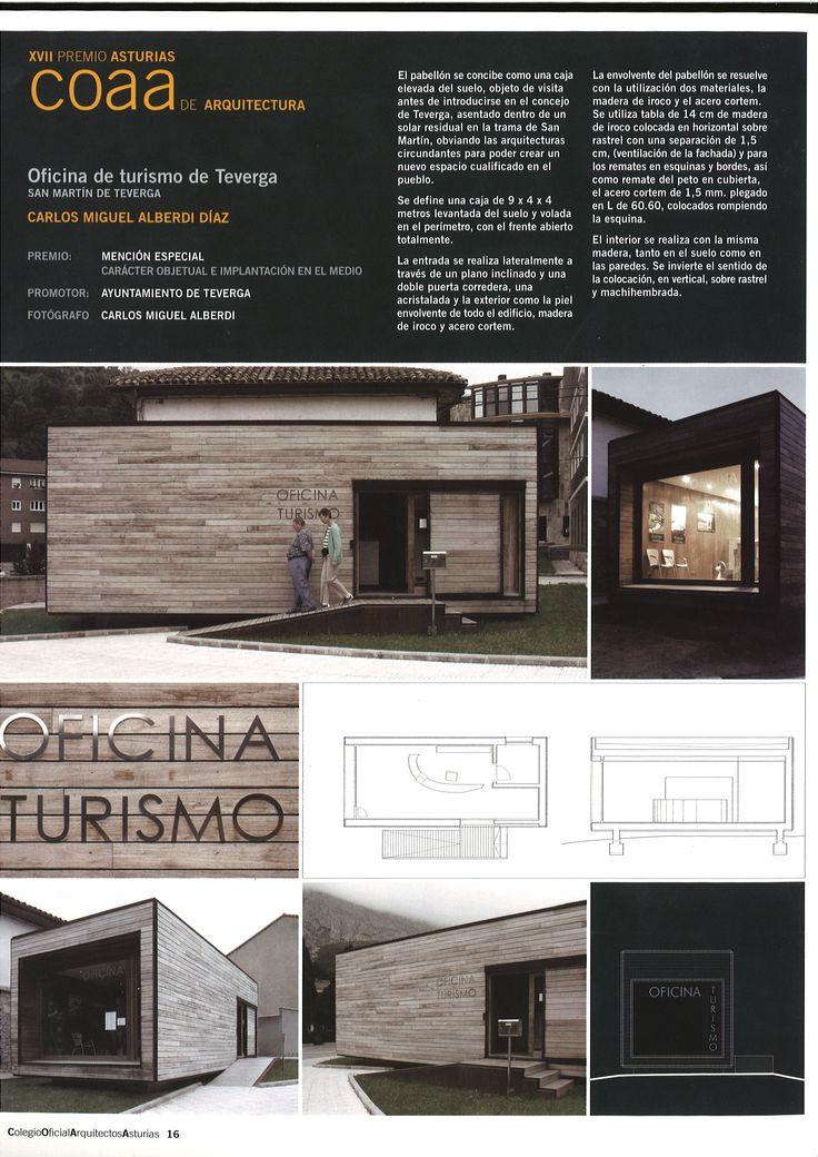 Mejores 124 im genes de premios asturias de arquitectura for Oficina turismo tudela
