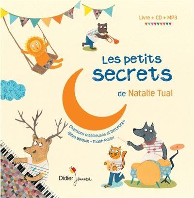 Treize chansons malicieuses mettant en scène le quotidien des enfants. La très jolie voix de Nathalie Tual est accompagnée par une instrumentation très soignée.