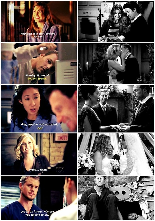 all my favorite couples first words & scenes