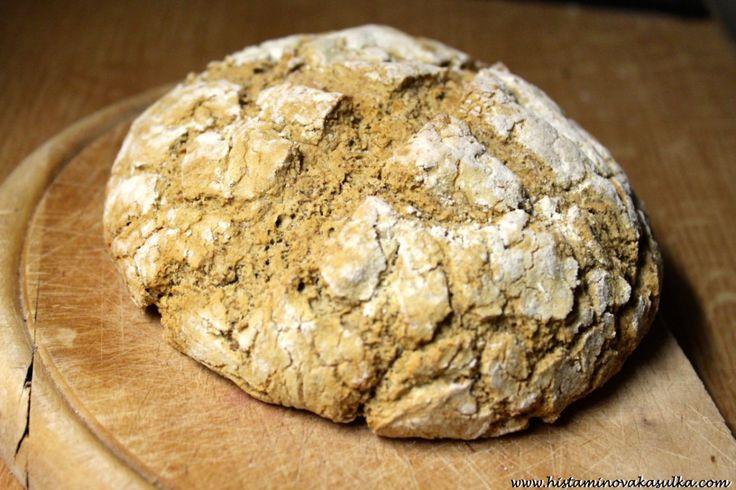 Sušený dřišťál jako lék pro střevo a recept na Čirokový jogurtový chléb bez kvasnic (na slano i na sladko)