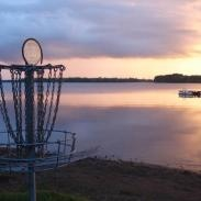 Pettibone Park Disc Golf Course...don't know exactly where it is, but it certainly looks cool