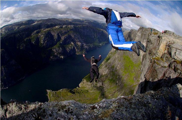 7 Olahraga Ekstrem - http://efekgila.com/olahraga-ekstrem/