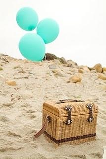 beach picnic...yey!