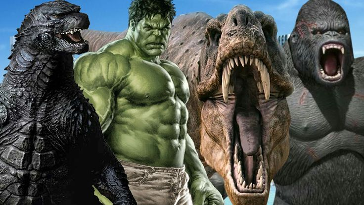 King Kong Vs Hulk Movie 7 best 2019 CONFIRMED ...