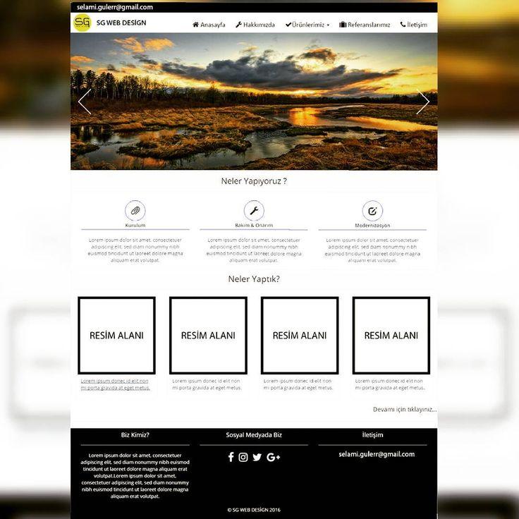 Responsive tasarımlar. .. . . . . . . #web #webdesign #design #responsive #html #css #html5 #css3 #sgwebdesign #color #websitedesign #webdeveloper @sgwebdesign #pictures #mobil #responsive #mobildesign #javascript #instagram #istagrammood #js #ajax #jquery #like #follow