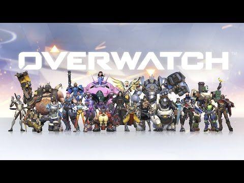 Overwatch Gameplay Trailer #2 (EU) - YouTube