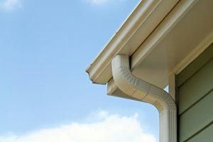 Install Gutters & Downspouts