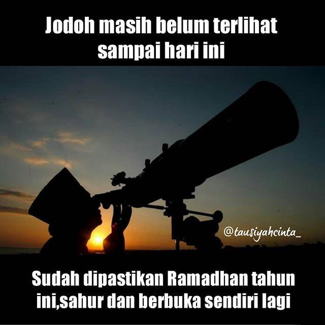 Waduuhh Yang Sabar Mblo Setidaknya Ambil Momen Ramadhan
