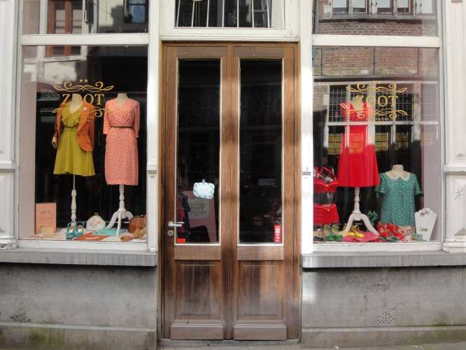 Retro clothing and shoes - Zoot - Gent