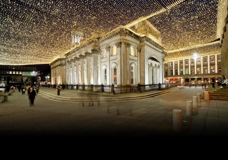 Glasgow, Scotland - Honeymoon destination