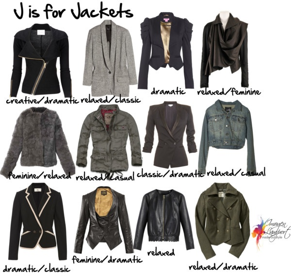 """""""jackets personality"""" by imogenl on Polyvore"""