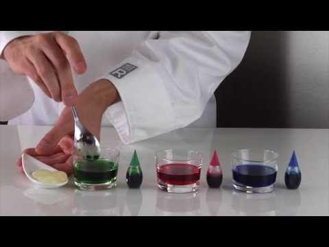 Molecular Gastronomy - Surprise bubbles - Billes Surprises
