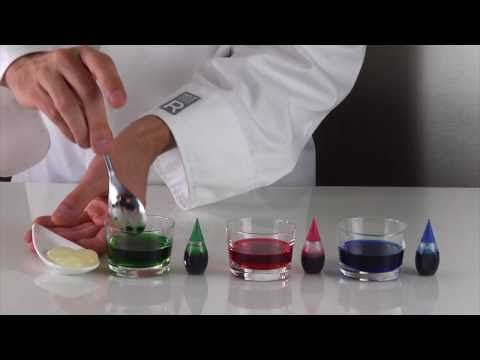 Molecular Gastronomy - Surprise bubbles - Billes Surprises