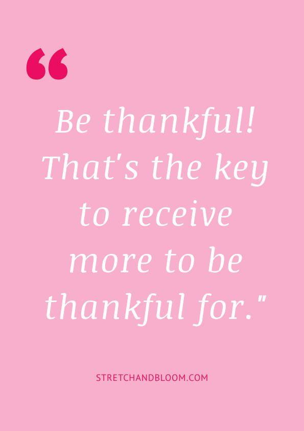 Practice Gratitude to Manifest Your Dream Life