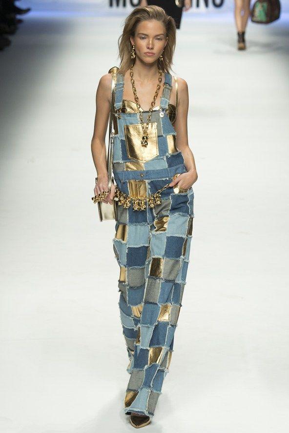 BY MOSCHINO: #Milan #FashionWeek #ReadytoWear #Moschino #MFW15