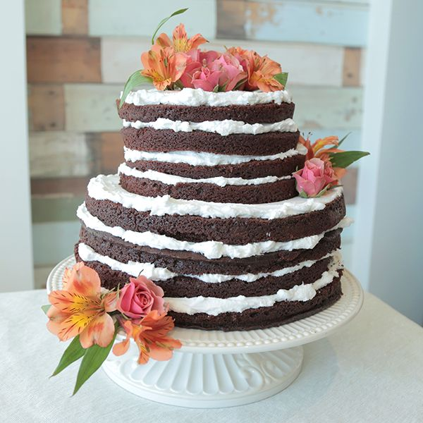 99 best cakes images on pinterest weddings cakes and conch fritters 5 diy wedding cake ideas solutioingenieria Images