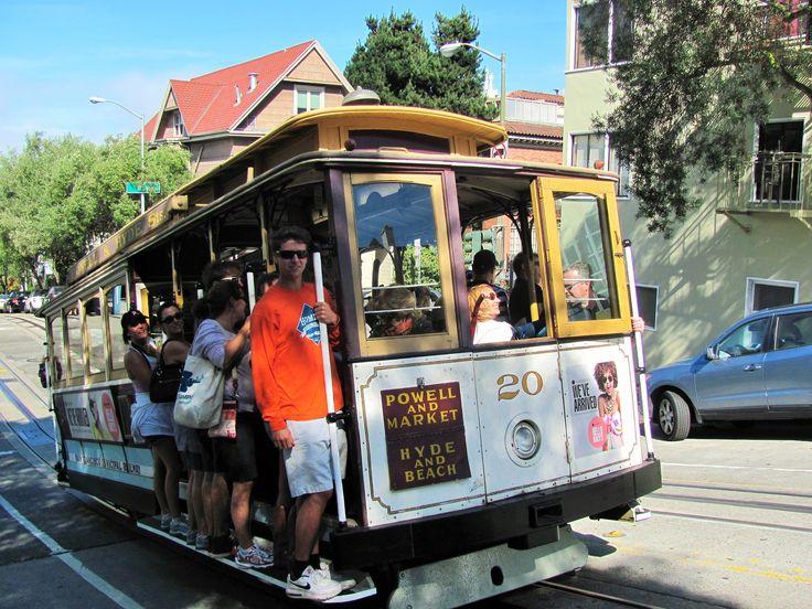 Photo of San Francisco Cable Car