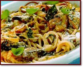 Ricette > Marche > Primi: Spaghetti Mari e Monti