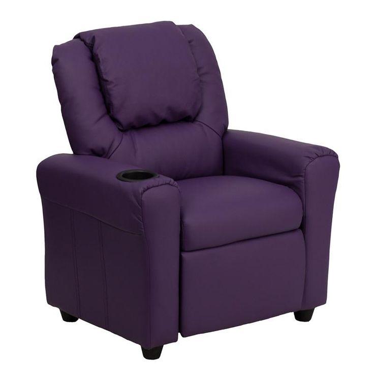 Purple Kids Recliner WL-01568-FF