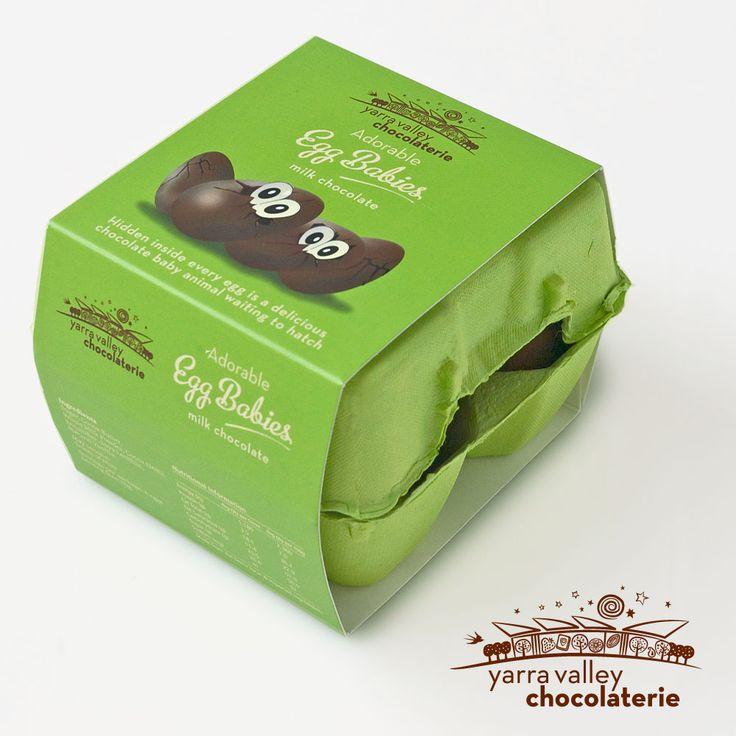 Egg babies packaging.