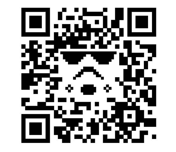 Stormtrooper QR Code