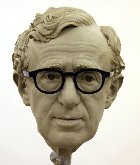 Ken Livingstone sculpture