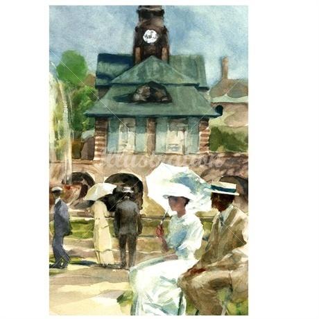 Historical illustrations; Find Historical illustrators and artists